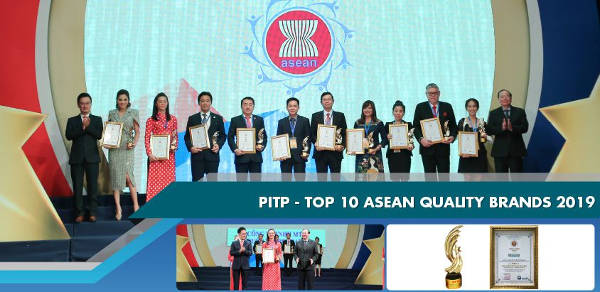 TOP 10 ASEAN QUALITY BRANDS 2019