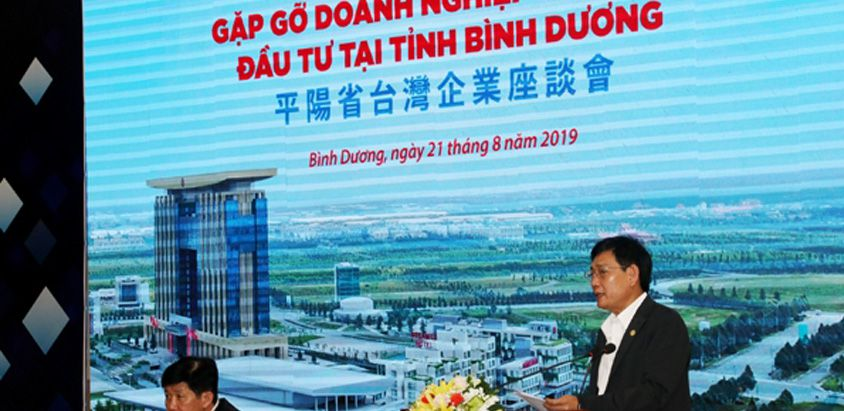 TAIWANESE INVESTORS RAMP UP INVESTMENT IN BINH DUONG